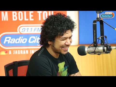 Papon Croons Tu Chale Toh For Radio City Listeners