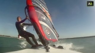 AS Blanca Manchón, windsurfing's golden girl