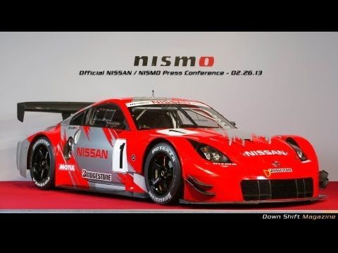 Nissan Motorsports (NISMO) Press Conference - 02.26.13
