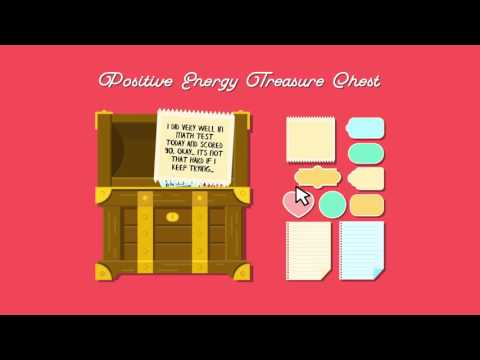 Positive Energy Treasure Chest
