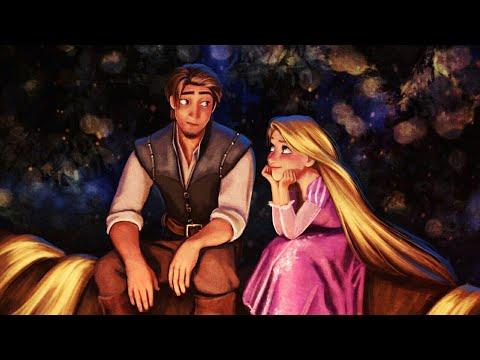 Best Whatsapp Status Romantic Song Rapunzel Flynn Rider Youtube
