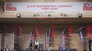 Jubileusz 20-lecia firmy ALDO
