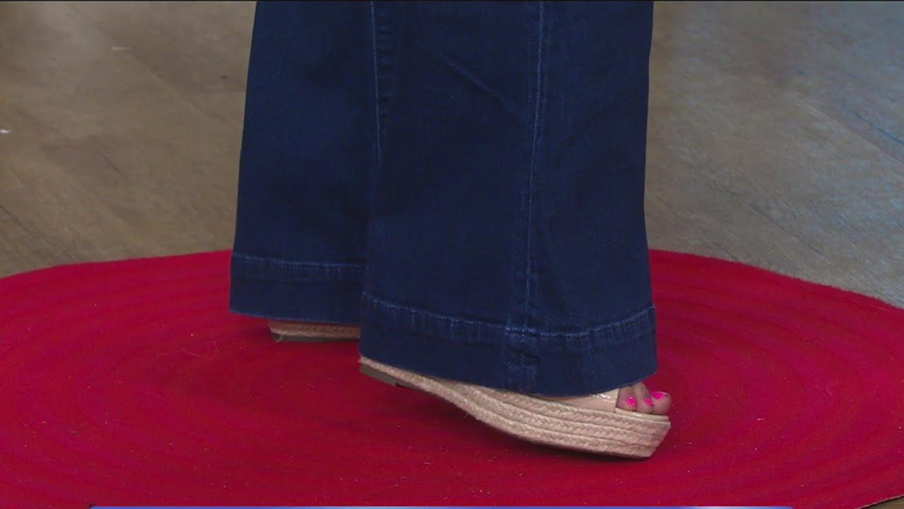 05ec5aa0ba Aprende a combinar tus jeans con los zapatos correctos - YouTube