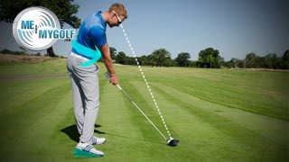GOLF SETUP - POSTURE - CONSISTENCY