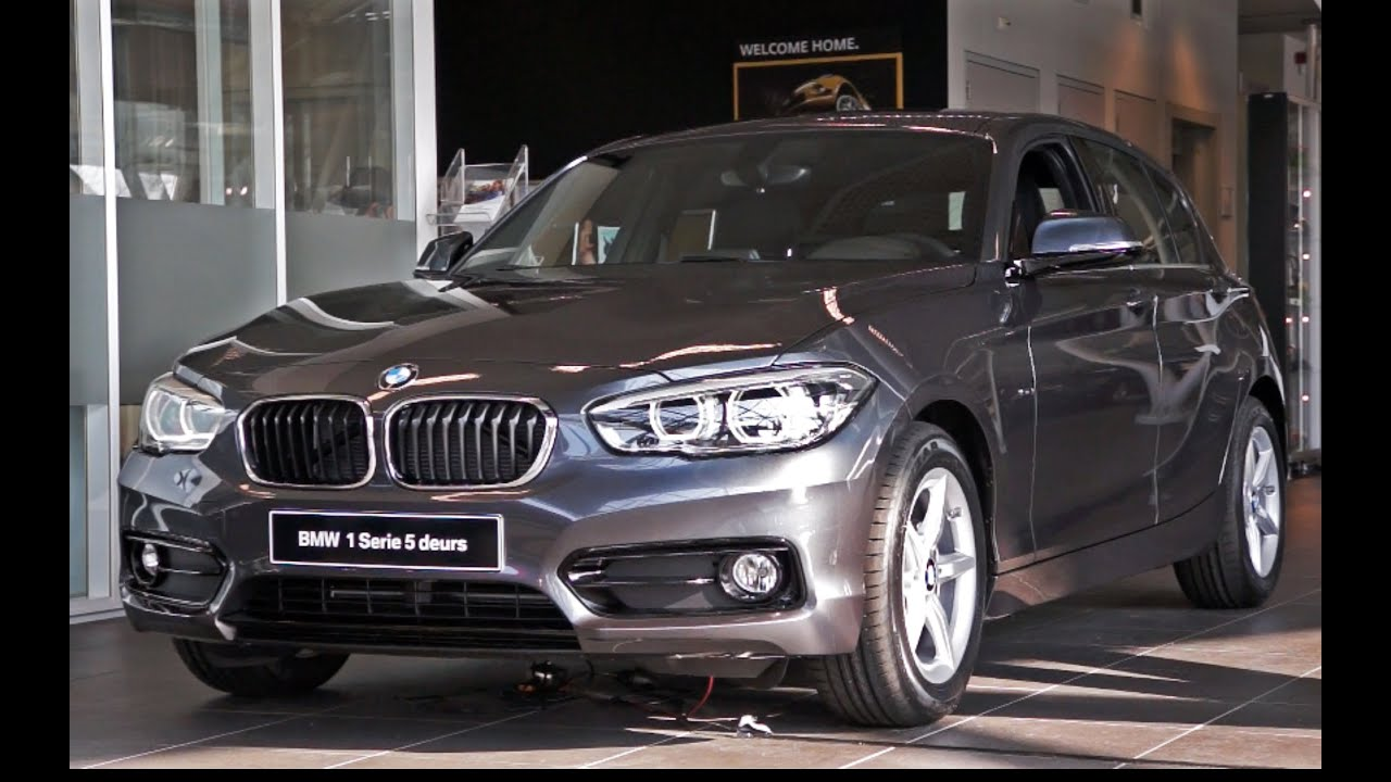 bmw 116d facelift touch feel review youtube. Black Bedroom Furniture Sets. Home Design Ideas