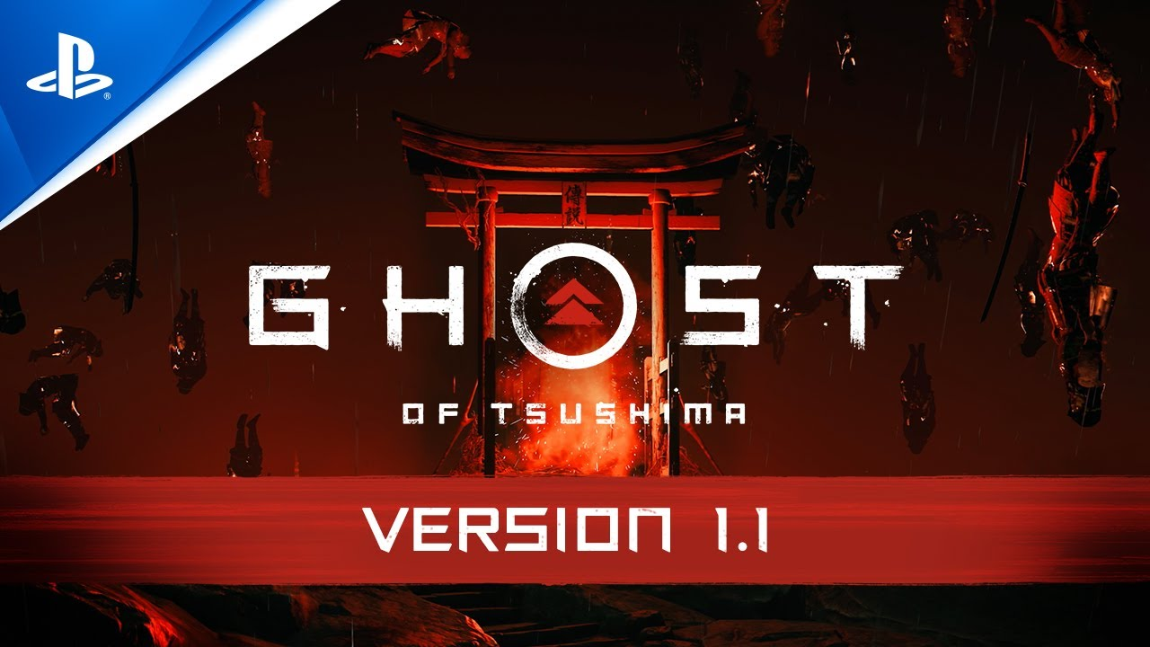 Ghost of Tsushima – Version 1.1 Update Trailer | PS4