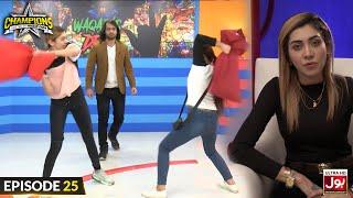 Champions With Waqar Zaka Episode 25 | Champions BOL House | Waqar Zaka Show