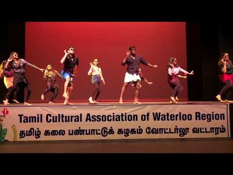 Tamil Cultural Association (Fall 2017) Performance - Oct 14th, 2017
