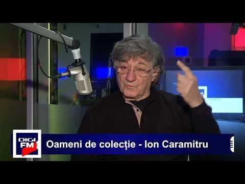 Oameni de colecție - Ion Caramitru