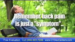 Back Pain Derby CT | Derby Back Pain Treatment - 203-922-9277