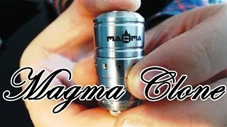The Magma Clone Fasttech , le meilleur dripper du moment ?
