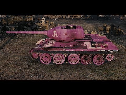 World of Tanks Blitz - Mr & Mrs Nikolaus