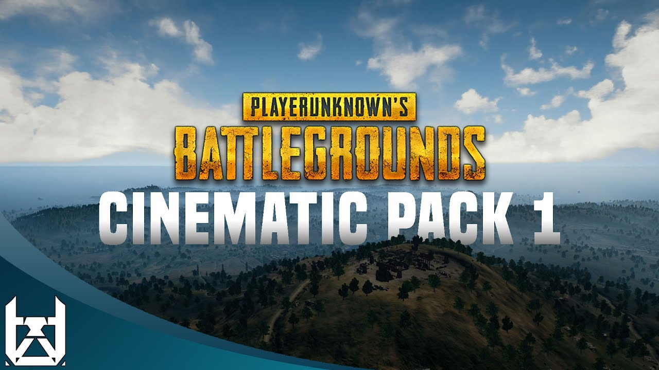 Cinematic Pack  Erengal Playerunknowns Battlegrounds