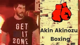 Akin Akinozu  ❖ Boxing workout ❖ 2019
