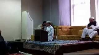 8 year old boy recites Falak kay Nazaro (huzoor aa gaye hain) at Jamiya Sufiya