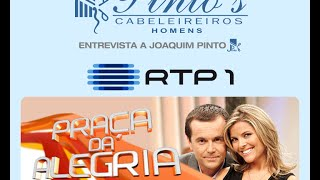 RTP P. da Alegria - Jorge Gabriel, Sonia Araujo e Serenella Andrade, com Joaquim Pinto -Pinto
