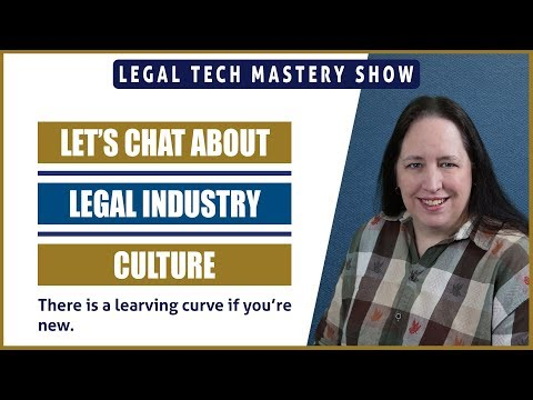 Legal Industry Culture S02E08