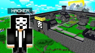 1000$ HACKER KÖY - Minecraft