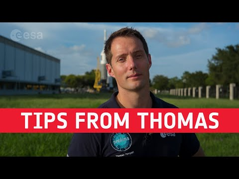 Astronaut selection: tips from Thomas