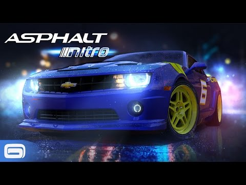 Asphalt Nitro - Launch Trailer : Download Fast. Drive Faster.