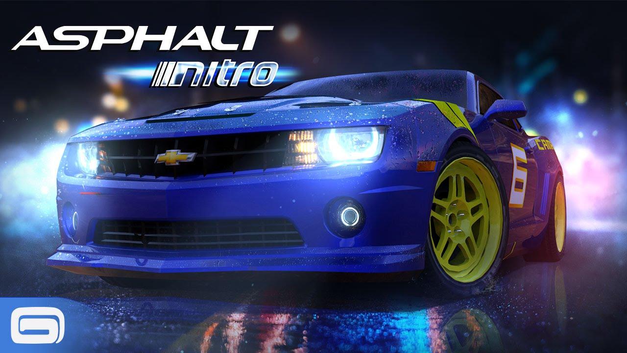 Hd Car Wallpapers For Windows 8 1 Asphalt Nitro Launch Trailer Download Fast Drive