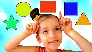 Learn Colors and Learn Shapes with UT kids | Educational Play-Doh set