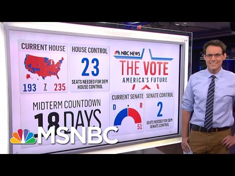 Is The Democrat Message Working In Suburban America?   The 11th Hour   MSNBC