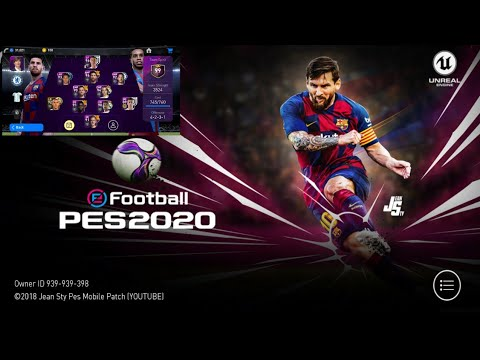 New Patch Pes
