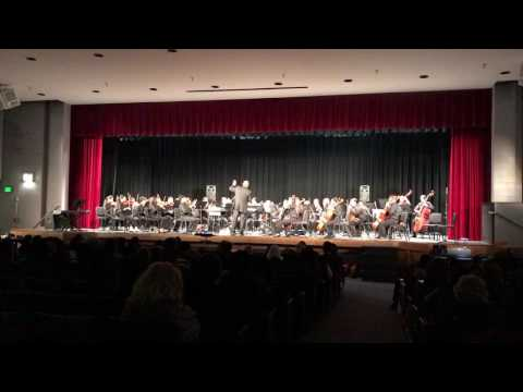 Ellicott Mills Middle School String Orchestra - Urban Concerto Grosso, Brian Balmages