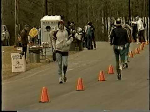 1988 US National 50Km Racewalk Highlights-Part 2