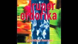 Ruper Ordorika - Dabilen harria (Disco completo)