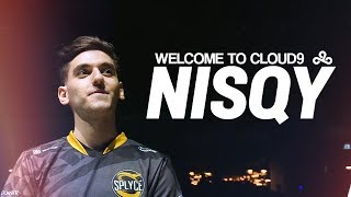 """Gambar cover Welcome to Cloud9, Yasin """"Nisqy"""" Dinçer!"""