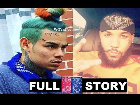 The Game Expose 6ix9ine for being Fake Crip Blood (Full Story & Videos)