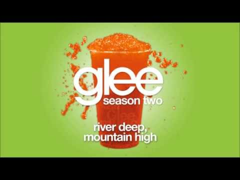 River Deep, Mountain High   Glee [HD FULL STUDIO]
