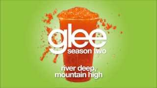 River Deep, Mountain High | Glee [HD FULL STUDIO]