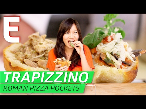 The Pizza Pocket Street Food That Has Taken Rome By Storm — Cult Following