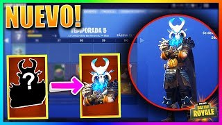 """SEASON 5"" SKINS Battle Pass and PASS LEVELS in Fortnite: Battle Royale [BySixx]"