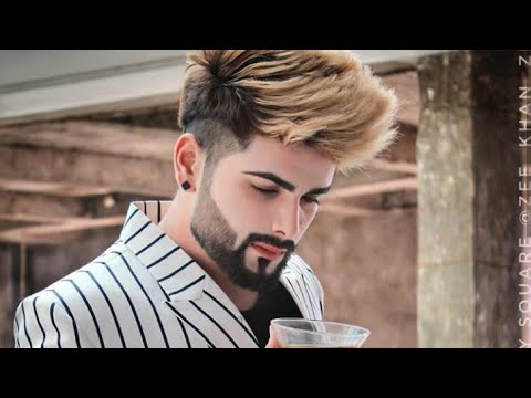 Highlight Video Of Yash Tomar Hair Styles Video For Fashion 2018