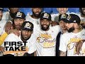 What Does 76ers And Celtics Trade Mean For Cavaliers?   First Take   June 19, 2017