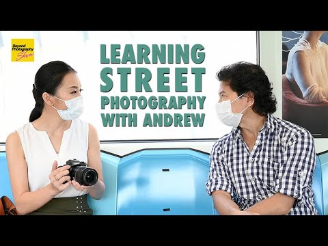 Learning Street Photography with Andrew (Malaysia, after COVID19)