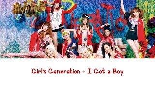 [3/9 | Girl's Generation 10th Anniversary Project] I Got a Boy SNSD Lyrics [ENG+ROM]