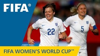 HIGHLIGHTS: England v. Mexico - FIFA Women's World Cup 2015