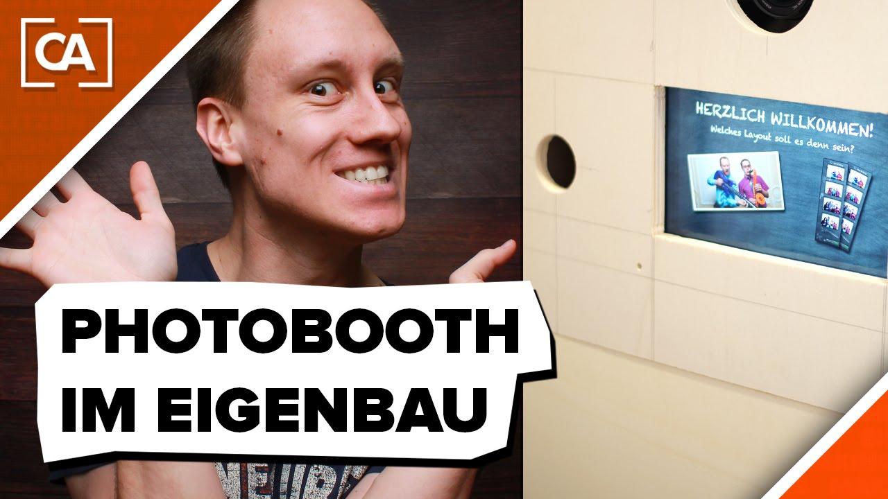 Photobooth Im Eigenbau übersicht Caphotosde Youtube