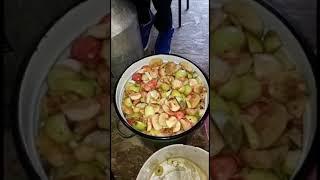 Приготовление самогона из яблок аппаратом Антоныч!