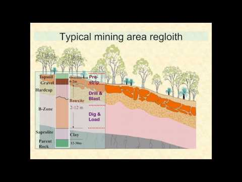 Mark Tibbett - Carbon accumulation & the return of microbial function in soils Pt 1
