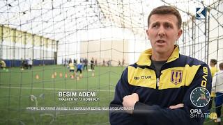 Ora 7 - Butrint Ahmeti, futbollisti 13 vjeçar i cili po kërkohet nga klubet evropiane - Klan Kosova