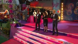 Kristin Amparo, Christer Sjögren, Andreas Weise - Frank Sinatra-medley - Sommarkrysset (TV4)