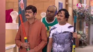 Bhabi Ji Ghar Par Hain - भाबीजी घर पर हैं - Episode 520 - February 23, 2017 - Best Scene
