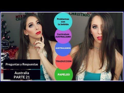 Cómo son los HOMBRES AUSTRALIANOS? - Respuestas sobre AUSTRALIA parte 21