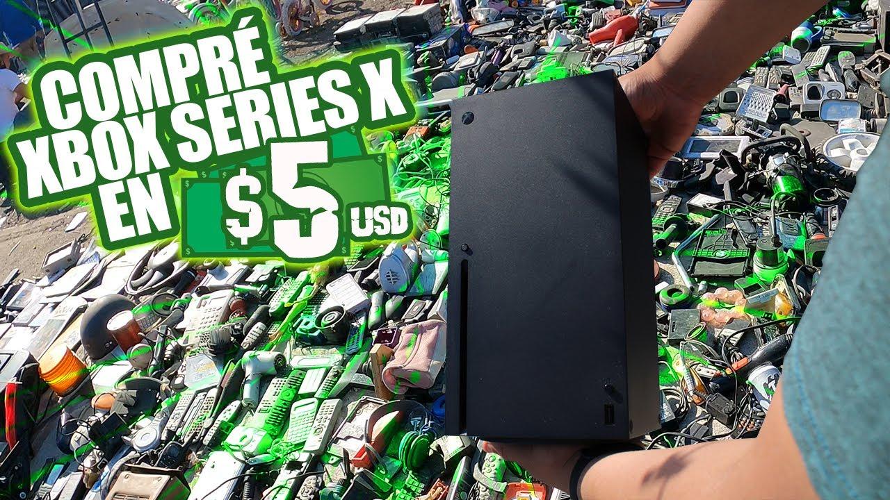 Download Compré un XBOX SERIES Z en $5   Buscando consolas baratas en México $$ Especial día de los inocentes